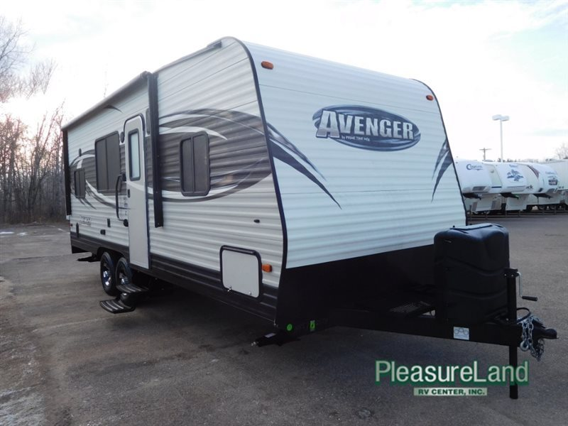 2017 Prime Time Rv Avenger 21TH