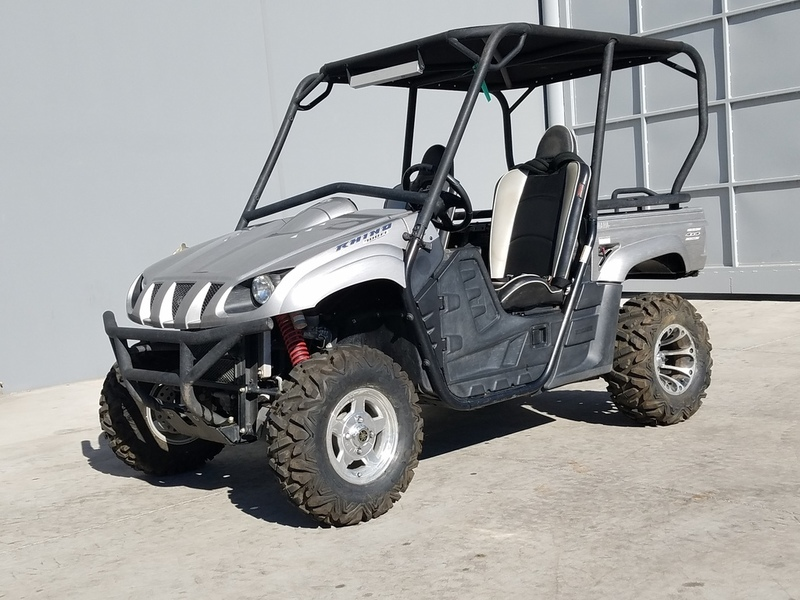 yamaha rhino 700 fi auto 4x4 sport edition motorcycles for sale. Black Bedroom Furniture Sets. Home Design Ideas