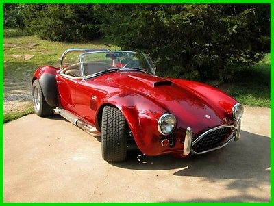 1966 Cobra West Coast Dreams With Removable Top 1966 Cobra West Coast Dreams 435HP V8 5-Speed Manual Removable Top ARKANSAS