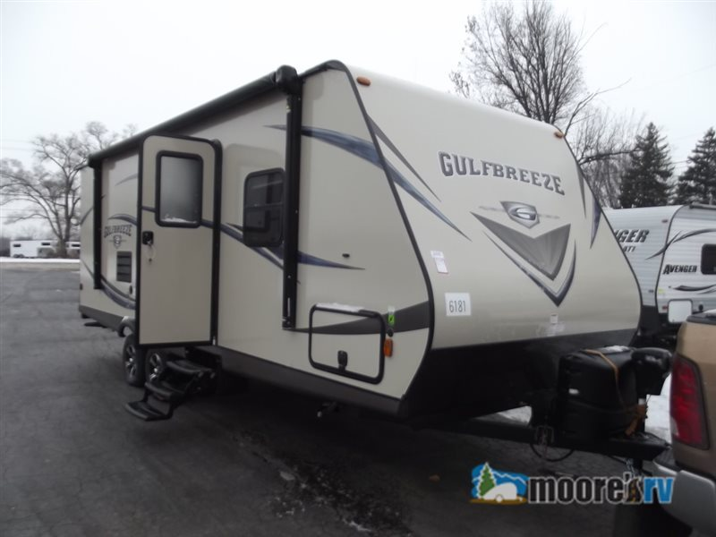 2017 Gulf Stream Rv Gulf Breeze Ultra Lite 25 BHS