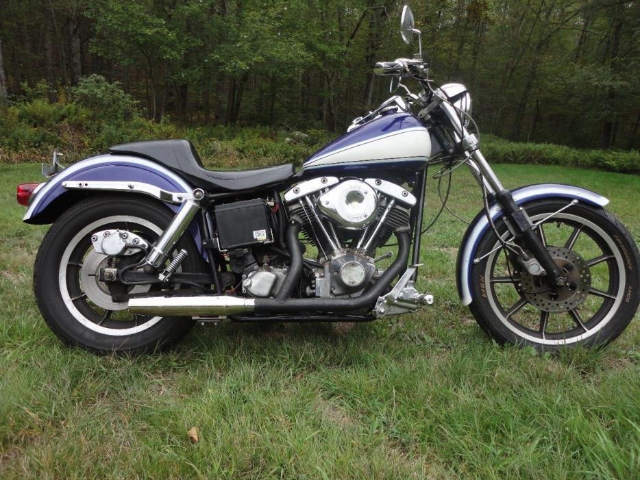 1986 Harley-Davidson SHOVELHEAD