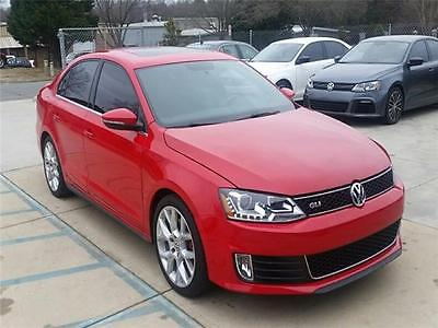 2014 Volkswagen Jetta GLI 30th Edition 2014 Volkswagen Jetta Sedan GLI 30th Edition, 45K Miles, red