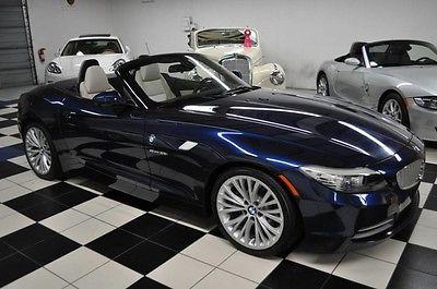 2009 BMW Z4 sDrive35i - PREMIUM PKG - ONLY 39K MILES !! 2009 BMW Only 39,846 Miles! Carfax Certified!