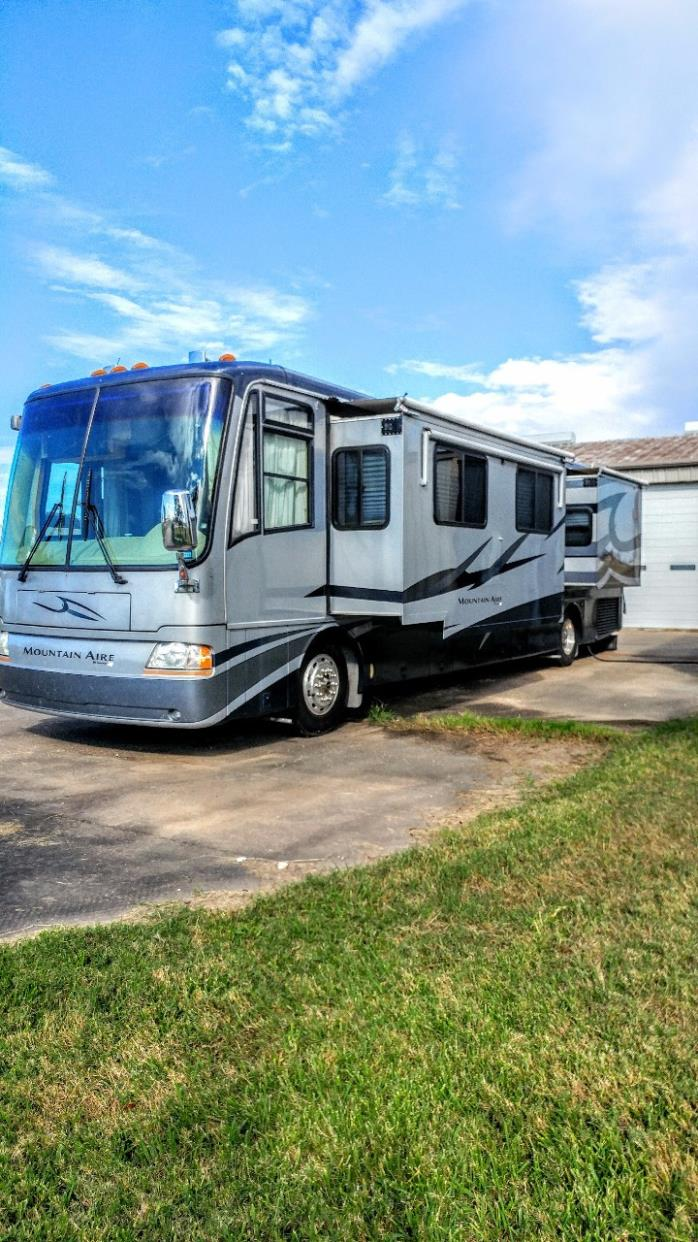 2004 newmar mountain aire rvs for sale for Mountain aire