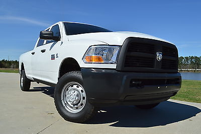 2012 Ram 2500 ST 2012 Dodge Ram 2500 Crew Cab 4x4 Diesel Power package New Tires!