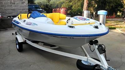 1997 Seadoo Sportster Jet Boat Sea Doo
