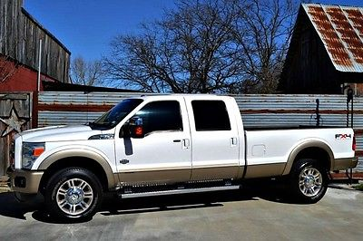 2011 Ford F-350  2011 Ford King Ranch