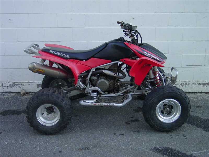 Honda Trx450r 2006 Motorcycles for sale
