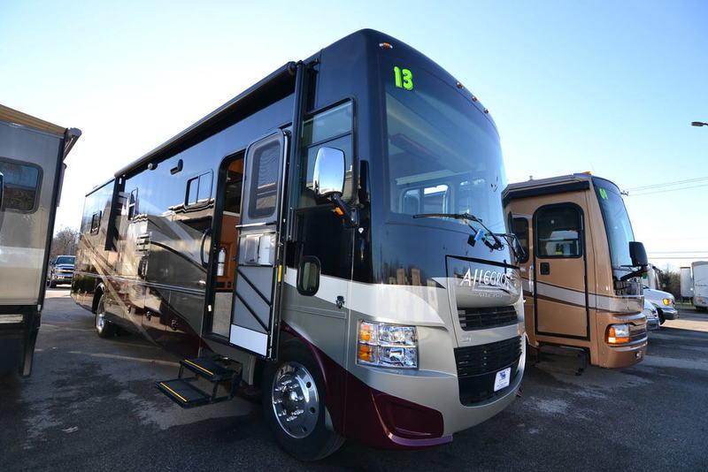 2013 Tiffin Motorhomes Allegro 36 LA