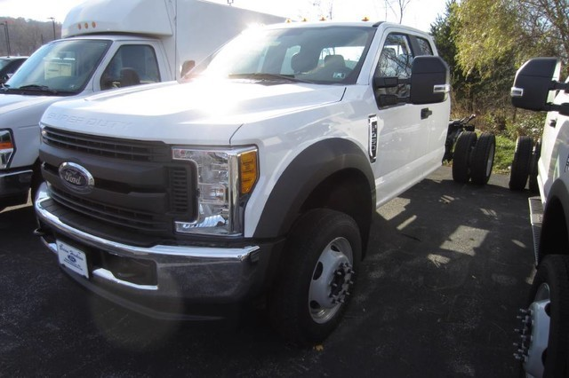 2017 Ford F-450 Chassis  Cab Chassis