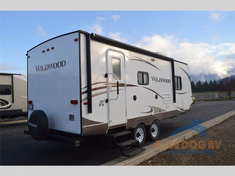 2014 Forest River Rv Wildwood 21rbs