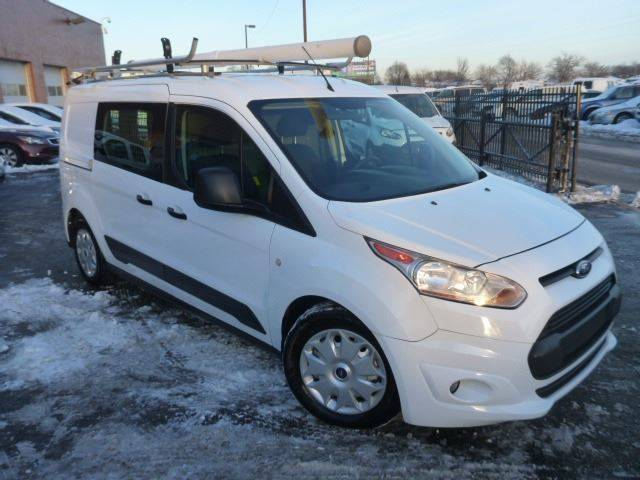 2014 Ford Transit Connect Cargo  Cargo Van