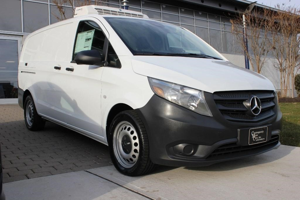 2016 Mercedes-Benz Metris Cargo Refrigerated Truck