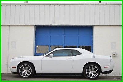 2015 Dodge Challenger SXT Plus Hot Cold Leather 20