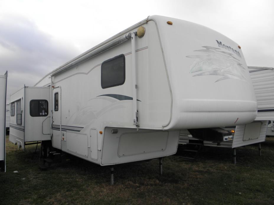 2002 Keystone Keystone Montana 3670RL