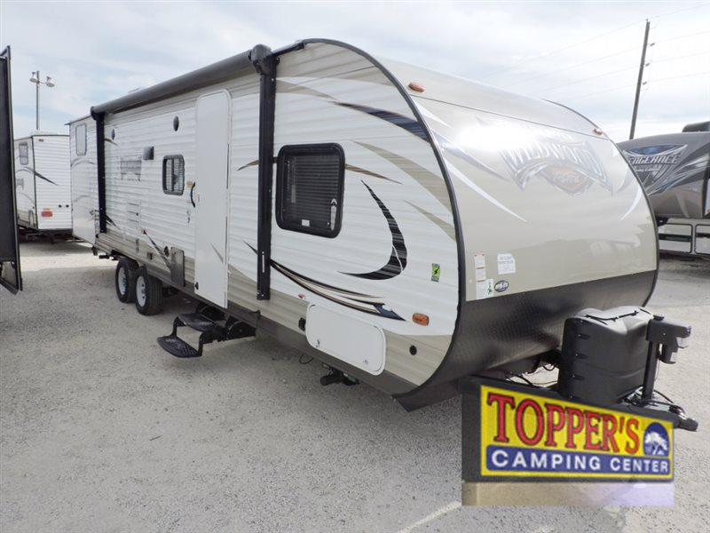 2017 Forest River Rv Wildwood X-Lite 273QBXL