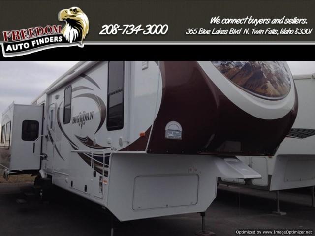 2014 Heartland Bighorn BH 3610RE