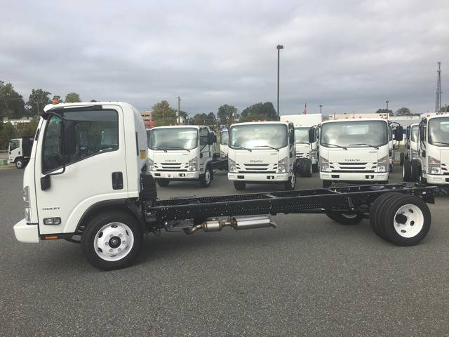 2016 Chevrolet Low Cab Forward 4500 Beverage Truck