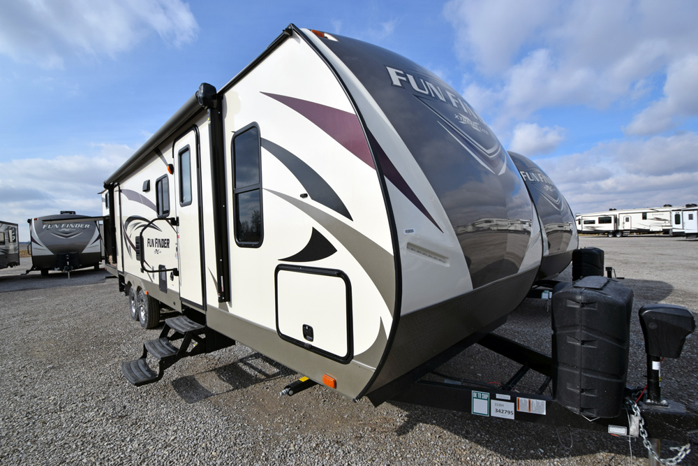 2017 Cruiser Rv Fun Finder Xtreme Lite 31BH