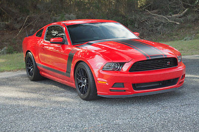 2013 Ford Mustang Boss 302 Roush Supercharged 2013 Boss 302 Mustang Roush Supercharged