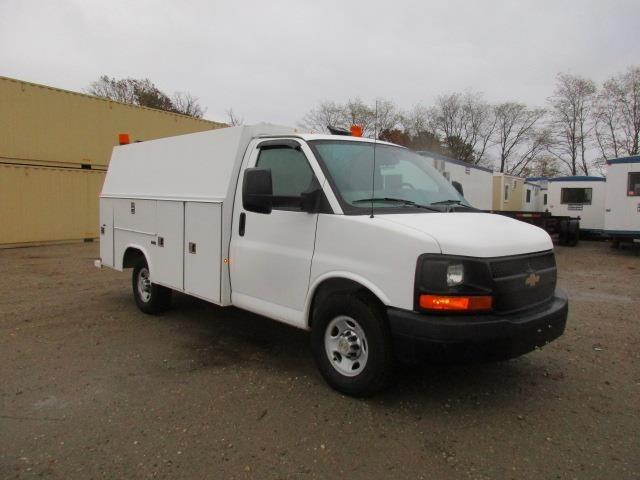 2013 Chevrolet G3500 Utility Truck - Service Truck