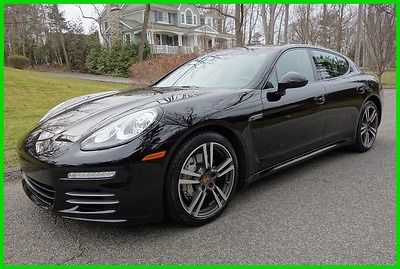 2015 Porsche Panamera 4S 2015 4S Used Certified Turbo 3L V6 24V Automatic AWD Hatchback Premium