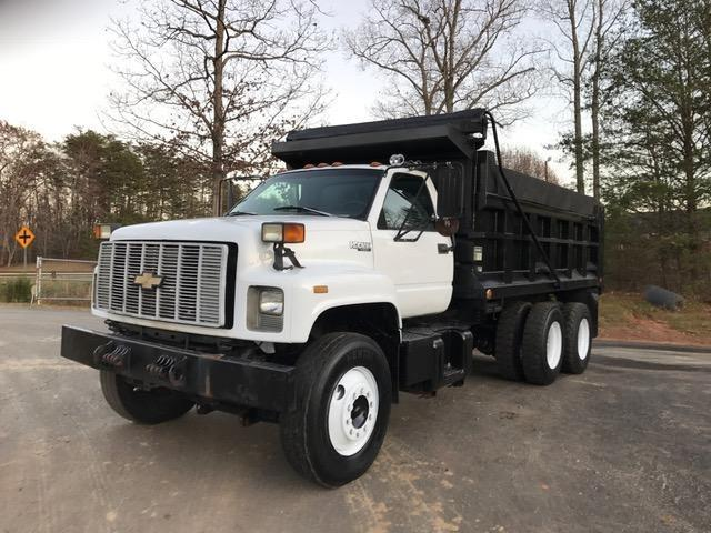 1996 Chevrolet C7500 Dump Truck