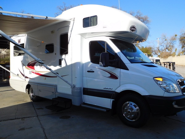 2008 Winnebago VIEW 23J