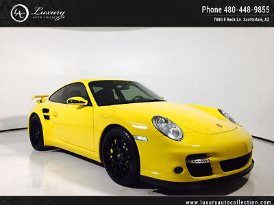 2007 Porsche 911 Carbon Fiber Navigation Color Matched Interior 08 09 10