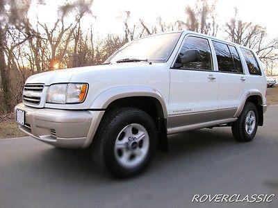isuzu trooper cars for sale rh smartmotorguide com 2001 isuzu trooper manual transmission oil 2001 isuzu trooper manual transmission oil change youtube