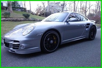 2011 Porsche 911 Turbo S 2011 Turbo S Used Certified Turbo 3.8L H6 24V Automatic Coupe Premium Bose