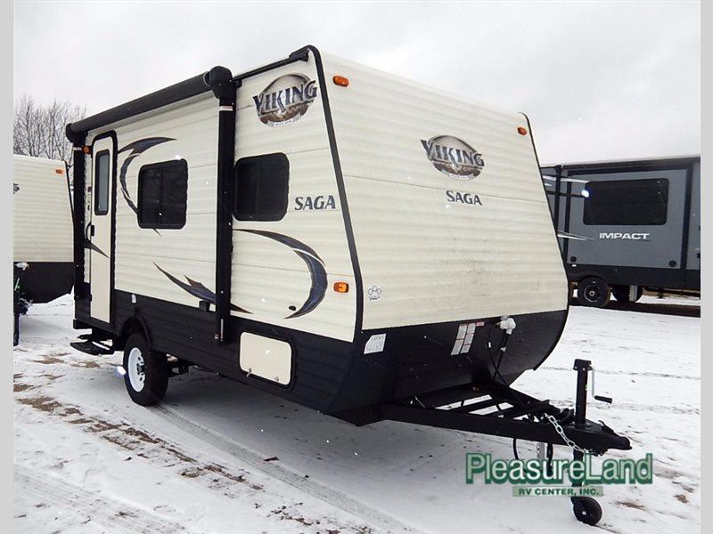 2017 Viking Saga 16SFB, 0