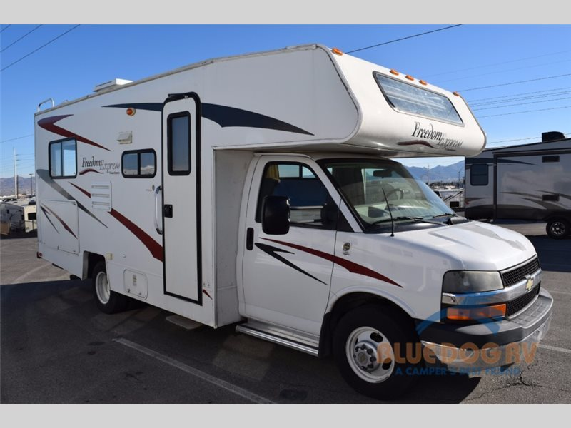 2008 Coachmen Rv Freedom Express 21QB