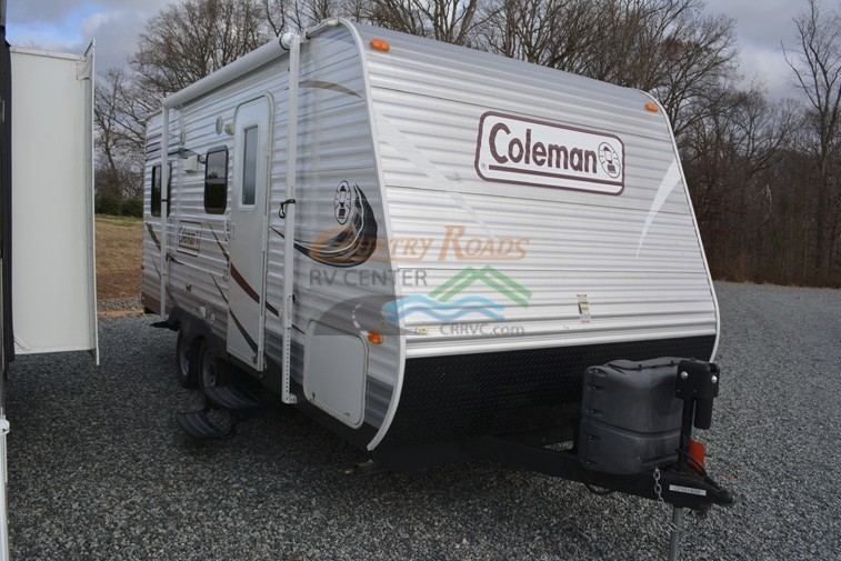 2014 Coleman Expedition 192RD