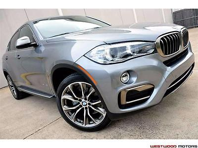 2015 BMW X6 xDrive35i xLine Premium Cognac Design DAP 20Wheels 2015 BMW X6 xDrive35i xLine Premium Cognac Design DAP 20-Wheels HK Sound HS RB