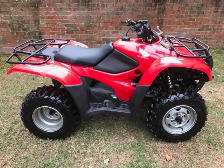 2007 Honda FOURTRAX RANCHER 2X4 AT