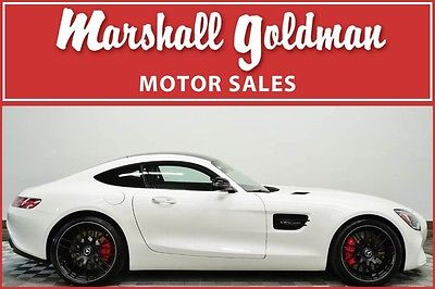 2016 Mercedes-Benz Other 2016 Mercedes Benz AMG GT S in Diamond White Metallic only 930 miles.