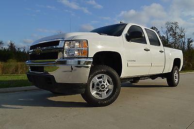2011 Chevrolet Silverado 2500 LT 2011 Chevrolet Silverado 2500HD Crew Cab LT GOOD BUY!!