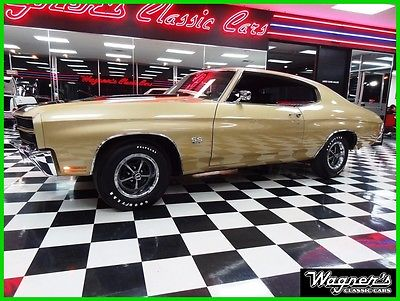 1970 Chevrolet Chevelle  1970 Used Automatic rwd Coupe