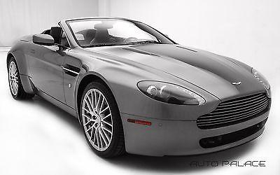 2009 Aston Martin Vantage Roadster 2009 Aston Martin Vantage