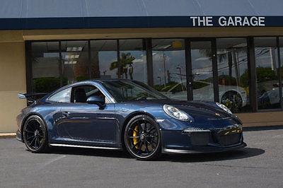 2015 Porsche 911 2dr Coupe GT3 '15 Porsche 911 GT3, 475HP,7Spd PDK,20