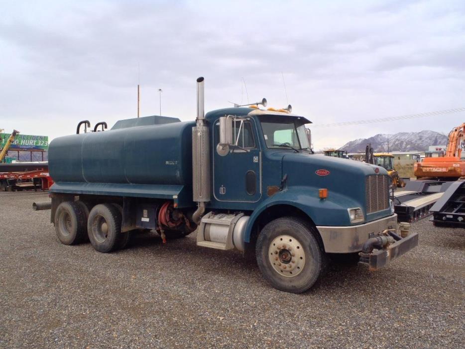 2003 Peterbilt 330  Water Truck