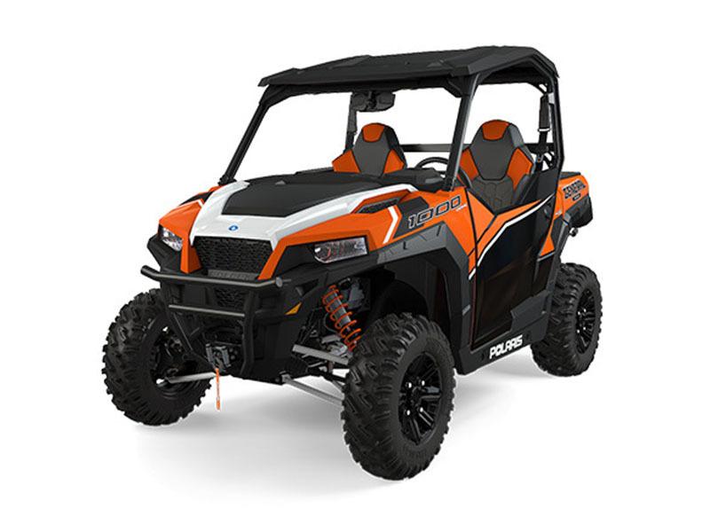 polaris general 1000 eps deluxe orange burst motorcycles for sale in richland center wisconsin. Black Bedroom Furniture Sets. Home Design Ideas