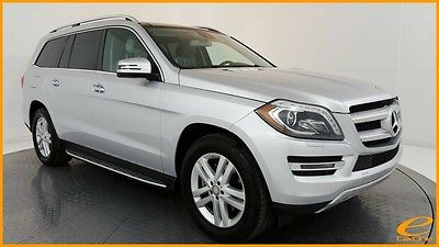 2015 Mercedes-Benz GL-Class GL450 | APPERNC | P1 | NAV | PANO | BLND SPOT | $1 2015 Mercedes-Benz GL-Class, Iridium Silver Metallic with 14,163 Miles available
