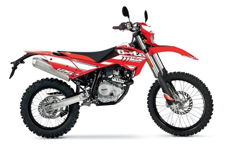 2017 Beta Motorcycles 125 RR-S