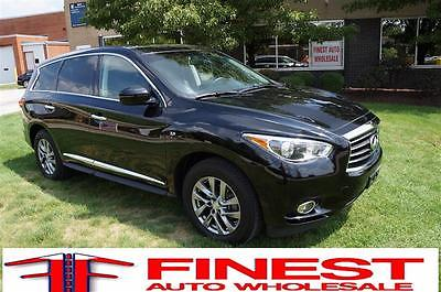 2015 Infiniti QX60 AWD BLACK ON BLACK WARRANTY 3RD ROW SEATS CAMERA 2015 INFINITI QX60 AWD BLACK ON BLACK WARRANTY 3RD ROW SEATS CAMERA
