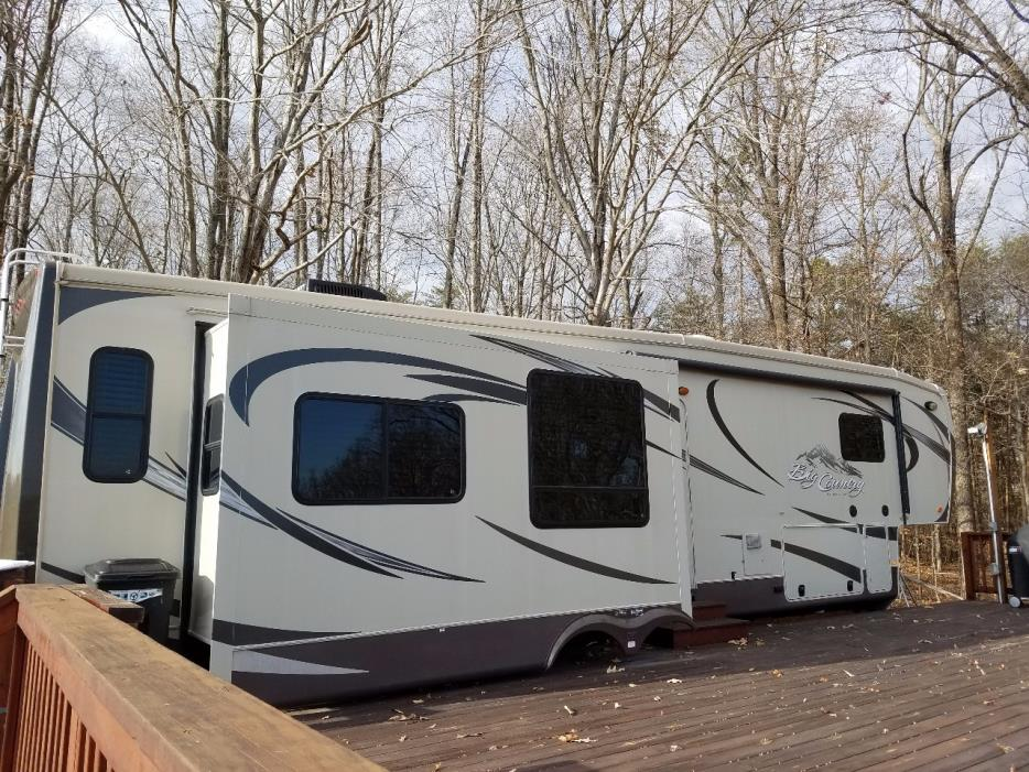 2013 Heartland BIG COUNTRY 3450 TS