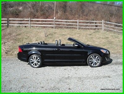 2013 Volvo C70 T5 Only 46K Heated Seats Just Volvo Serviced and Inspected Last year Built!!40 Pics
