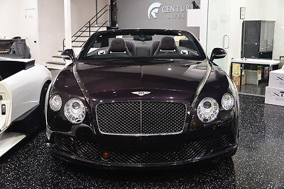 2014 Bentley Continental GT GTC 10% down $1299mo+Tax/60 mos Lease Certified Optional Extended Factory Warranty