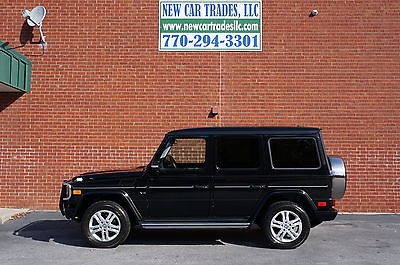 2012 Mercedes-Benz G-Class Base Sport Utility 4-Door 2012 MERCEDES G550 ONLY 25K ...NEW AUDI TRADE IN...JUST SERVICED.. LIKE NEW